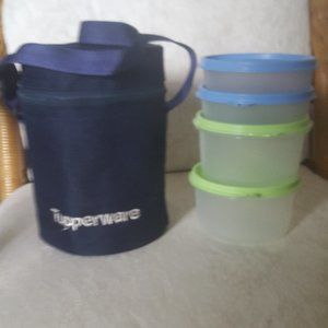 Tupperware Executive Lunch Set